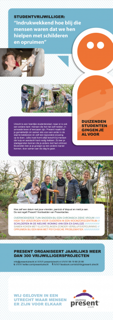 StichtingPresent studentenfolder