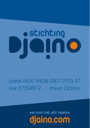 StichtingDjaino visitekaartje