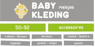 YesMinimode babymeisjeskleding