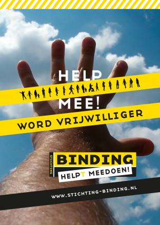 StichtingBinding flyer